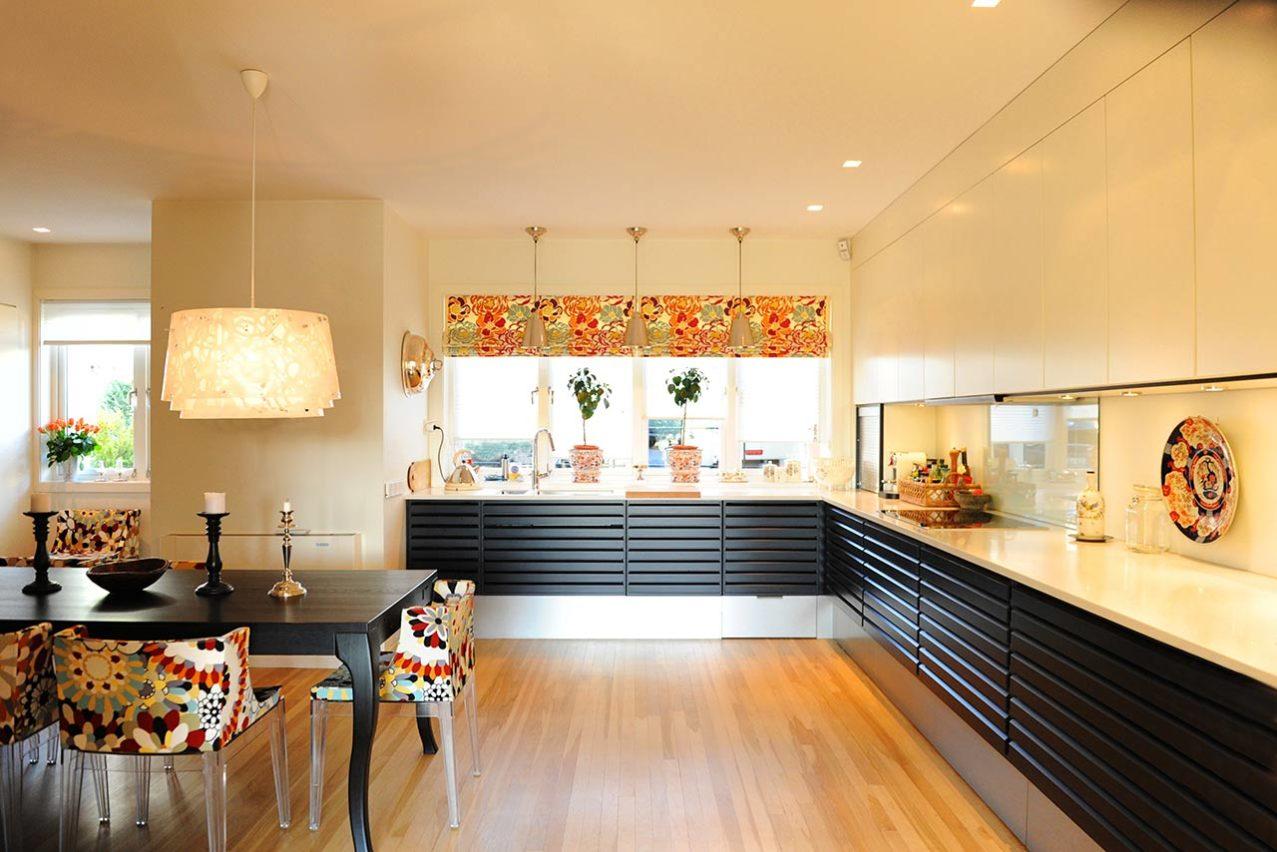 Vakkert kjøkken Oslo -Rørlegger kjøkken